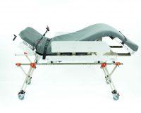 Liegesystem frei und flexibel nutzbar ohne Rollstuhlbasis